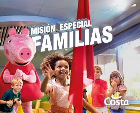 Costa Crucero PROMOCIONES PARA FAMILIAS